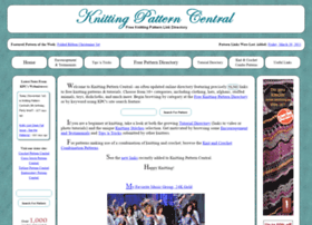 280 x 202 · 16 kB · png, Www.knittingpatterncentral.com Visit site