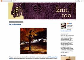 knittoo.blogspot.com
