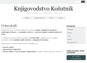 knjigovodstvo-kosutnik.si