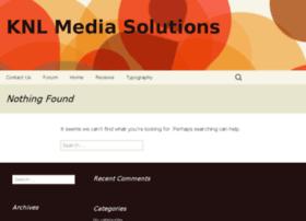 knlmediasolutions.com