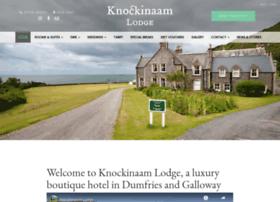 knockinaamlodge.com