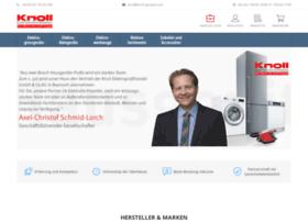 knoll-elektro.de