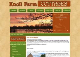 knollfarmcottages.com