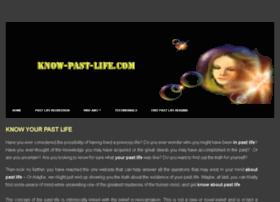 know-past-life.com