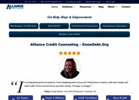 knowdebt.org