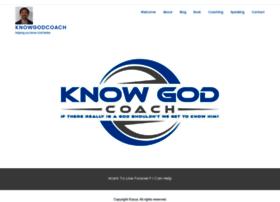 knowgodcoach.com