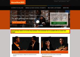 knowhow2go.acenet.edu