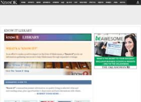 knowit.newsok.com