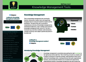 knowledge-management-tools.net