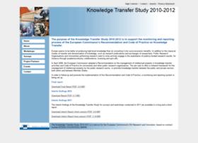 knowledge-transfer-study.eu