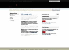knowledge.amia.org