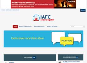 knowledge.iafc.org
