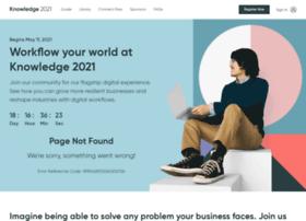 knowledge.servicenow.com