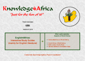 knowledge4africa.com