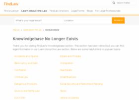 knowledgebase.findlaw.com