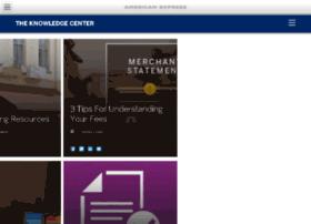 knowledgecenter.americanexpress.com