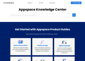 knowledgecenter.appspace.com