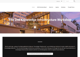 knowledgeinfrastructures.org