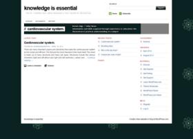knowledgeisessential.wordpress.com