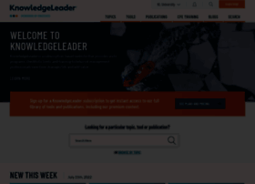 knowledgeleader.com
