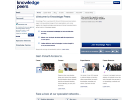 knowledgepeers.com