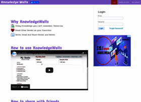 knowledgewalls.com