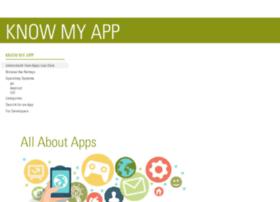 knowmyapp.org