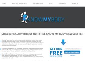 knowmybody.com