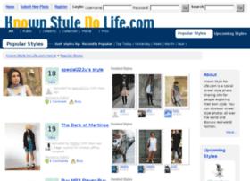 knownstylenolife.com