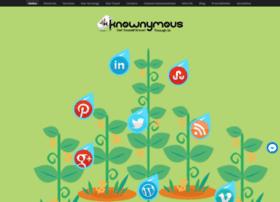 knownymous.com