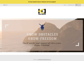 knowobstacles.com
