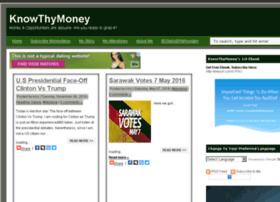 knowthymoney.com