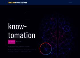 knowtomation.com