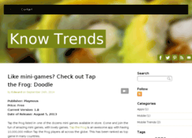knowtrends.snappages.com