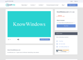 knowwindows.com