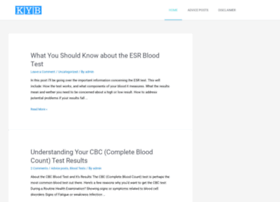 knowyourblood.com