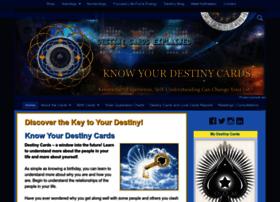 knowyourdestinycards.com