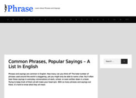 knowyourphrase.com