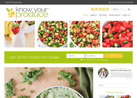 knowyourproduce.com