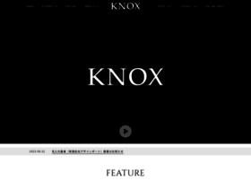 knox-japan.jp
