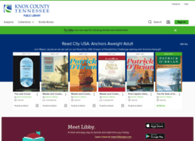knoxcounty.libraryreserve.com