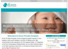 knoxprivate.pizzani.com