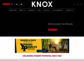 knoxschool.org