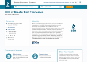 knoxville.bbb.org