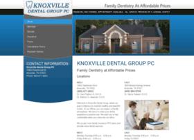 knoxvilledentalgrouppc.com
