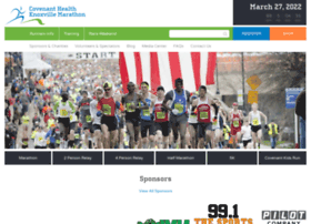 knoxvillemarathon.com