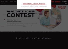 knoxvilleopera.com