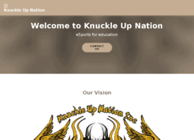 knuckleupnation.com