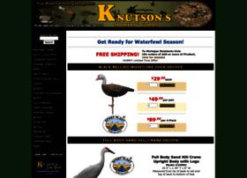 knutsondecoys.com