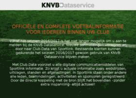 knvbdataservice.nl